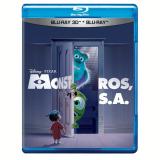 Monstros S.A. (Blu-Ray 3D) + (Blu-Ray) -