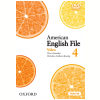 American English File 4 Dvd (CD)
