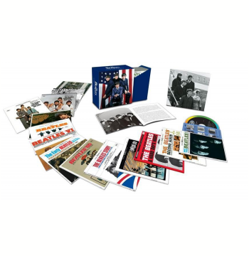 The Beatles - The US Albums (CD)