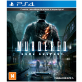 Murdered Soul Suspect (PS4) -