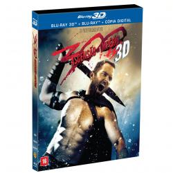 Blu - Ray - 300 - A Ascensão Do Império 3D - Vários ( veja lista completa ) - 7892110193641