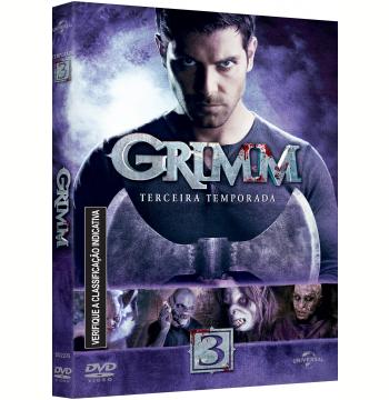 Grimm - 3ª Temporada (DVD)