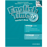 English Time 6 - Second Edition Pack: Classic -