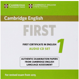 Cambridge English First 1 For Revised Exam From (CD) -
