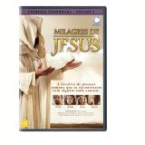 Milagres De Jesus - (vol.5) - 1° Temporada (DVD) - Milhem Cortaz