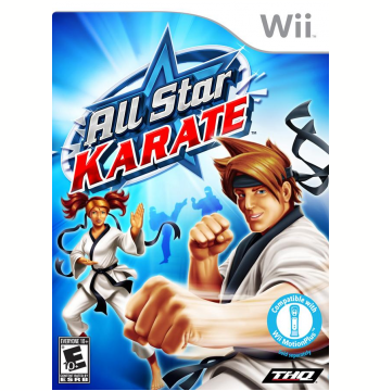 All Star Karate (Wii)
