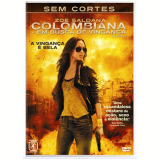 Colombiana - Em Busca de Vingança (DVD) - Cliff Curtis, Jordi Mollá