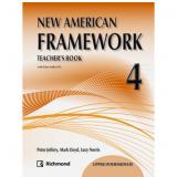 New American Framework 4 Tchs Bk - Moderna - Did�ticos