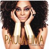 Paula Lima - O Samba é do Bem (CD) - Paula Lima
