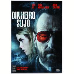 DVD - Dinheiro Sujo - Alice Eve, Bryan Cranston - 7892770036005
