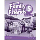 Family And Friends 5 - Workbook - Second Edition -