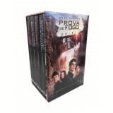 Box - Maze Runner - (5 Volumes, Acompanha Pôster do Filme) - James Dashner