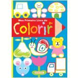 Meu Primeiro Livro De Colorir - Susaeta