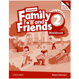 American Family And Friends 2 - Workbook With Online Practice - Second Edition -