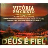 Vitória Em Cristo (CD) - Vários