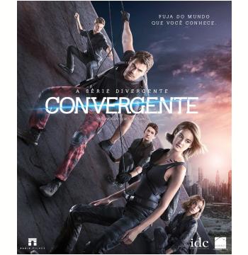 A Série Divergente: Convergente (Blu-Ray)