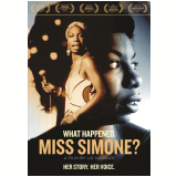 Nina Simone - What Happened, Miss Simone? (DVD) - Nina Simone