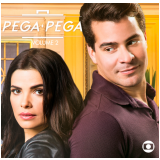 Pega, Pega - Trilha Sonora da Novela (Vol. 2) (CD) - Varios Interpretes