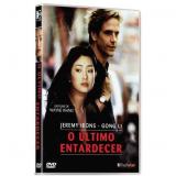 O Último Entardecer (DVD) - Jeremy Irons, Gong Li