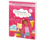 Construindo A Escrita - Gram�tica E Ortografia - 3� Ano - Ensino Fundamental I - D�borah Panach�o, Sarina Kutnikas, Silvia Salmaso
