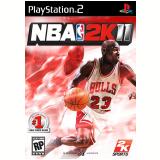 NBA 2K11 (PS2) -