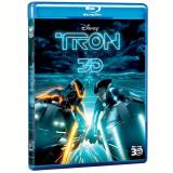 Tron - O Legado 3D (Blu-Ray) - Michael Sheen, Olivia Wilde, Garrett Hedlund