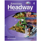 American Headway 4 Student Book With Multirom And Video - Second Edition -