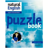Natural English Upper-Intermediate Puzzle Bk - Stuart Redman, Ruth Gairns