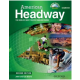 American Headway Starter Student Book With Multirom And Video - Second Edition -