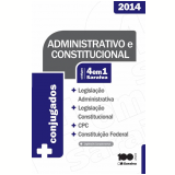 C�digo 4x1 Saraiva - Civil, Comercial, Processo Penal E Constitui��o Federal - 2014 -