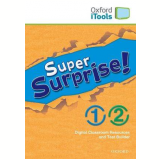 Super Surprise! 1-2 Itool - Sue Mohamed