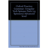 Oxford Prac Grammar 25 Verb Spinner Cd Included -
