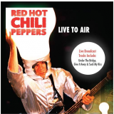 Red Hot Chili Peppers - Live To Air (Digipack) (CD) - Red Hot Chili Peppers
