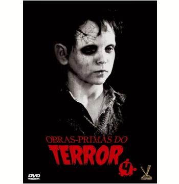 Obras-Primas do Terror - Digipack - Vol. 4 (DVD)