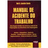 Manual De Acidente Do Trabalho - Hertz Jacinto Costa