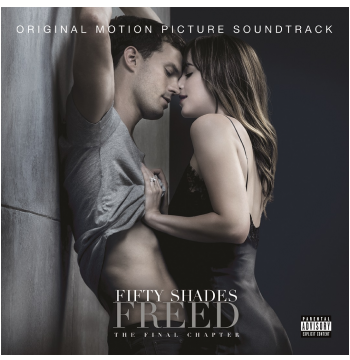 Fifty Shades Freed - OST (CD)