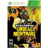 Red Dead Redemption: Undead Nightmare Collection (X360) -