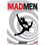 Mad Men: 1ª a 5ª Temporada (DVD) - Vários (veja lista completa)