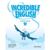 Incredible English 1 - Activity Book -
