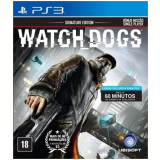 Watch Dogs - Signature Ed. (PS3) -