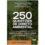 250 Questoes De Direito Ambiental -