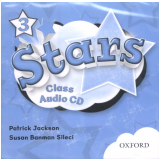 Stars 3 Class Cd (Audio Cd) - Patrick Jackson, Susan Banman Sileci