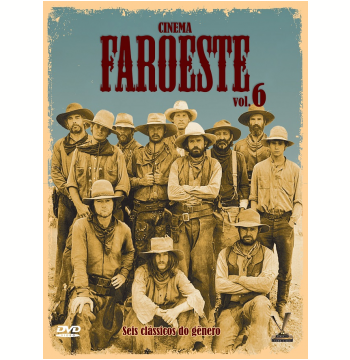 Cinema Faroeste - Digistack (Vol. 6) (DVD)