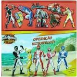 Power Rangers: Operação Superveloz!