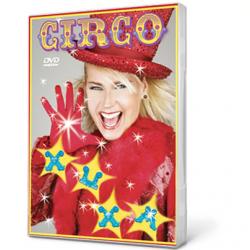 DVD - Xuxa - Só Para Baixinhos 5 - Circo - 7891430007195