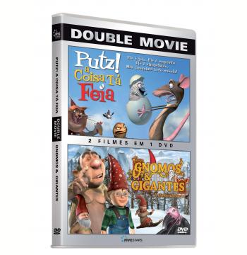 Putz! A Coisa Tá Feia + Gnomos & Gigantes (DVD)