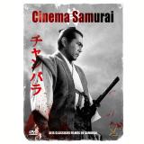 Caixa Cinema Samurai (DVD)
