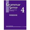 Grammar Sense 4 - Workbook