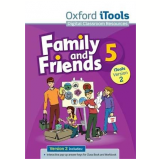 Family And Friends - Level 5 - Itools Dvd-rom Version 2 - Naomi Simmons