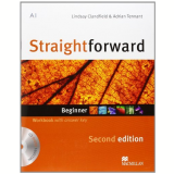 Straightforward Second Edition Workbook With Audio Cd-Beginner (With Key) - Lindsay Clandfield